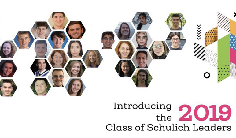 Schulich Leaders Scholarship winners
