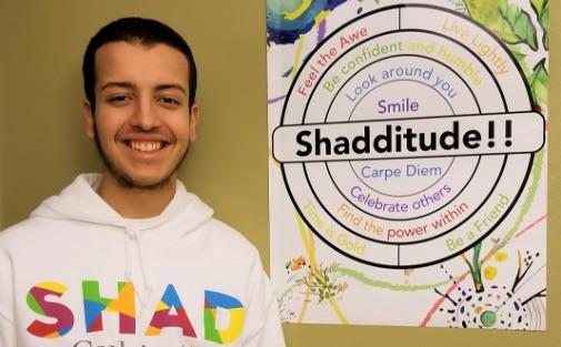 Muhammad Tifak, Shad Fellow 2018
