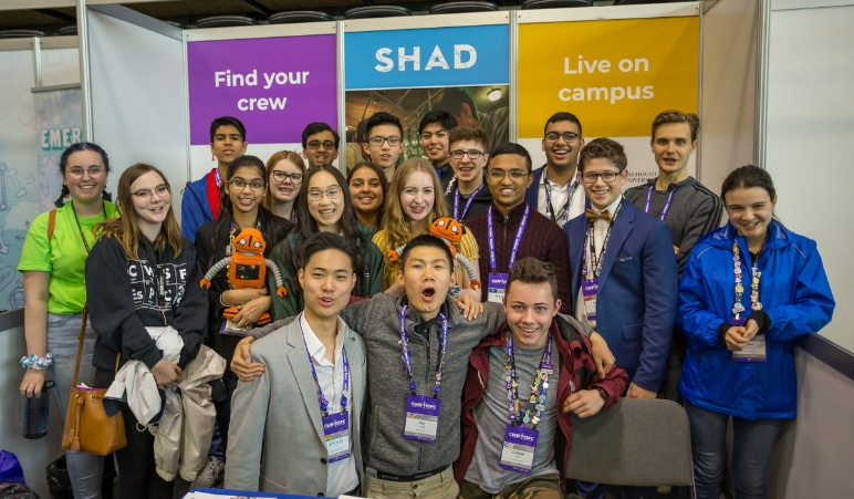 Join Our Team - Shad students