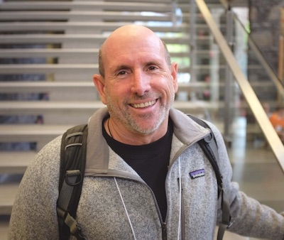 John Taylor, Off Campus Coordinator for Livingstone Range School Division, Alberta