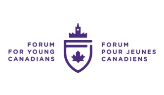 Forum for Young Canadians logo