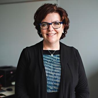 Eileen Polson, MBA, CHRL VP, National Programs