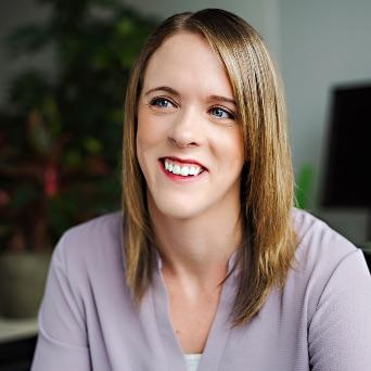 Jen Arseneault, CFRE Advancement Coordinator