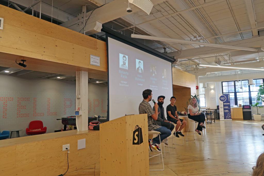 Shad Canada | Shads explore Shopify, Google and Mount Sinai