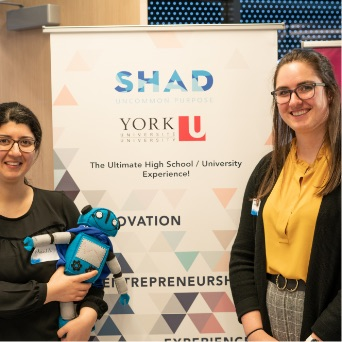 York University Shad event